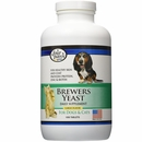 Four Paws Brewers Yeast Tablets Garlic Flavor (1000 Count)