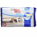 Four Paws Wee-Wee Dog Diapers Medium (12 diapers)