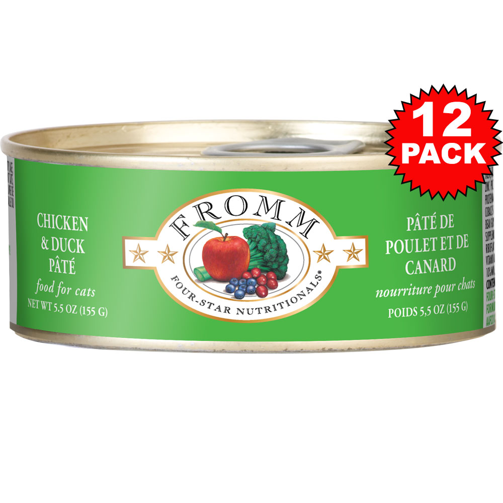 Fromm Canned Cat Food Reviews