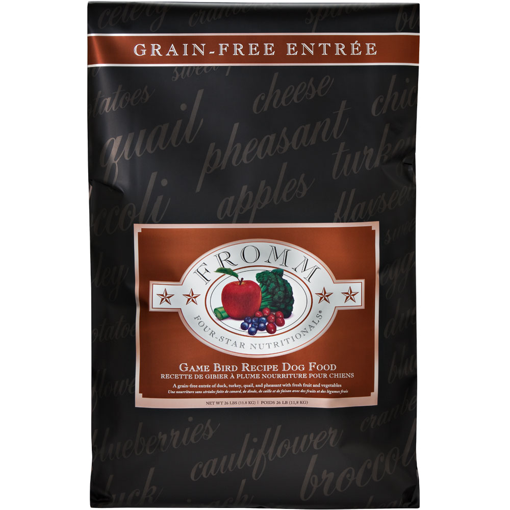 Fromm Wild Game Dog Food