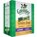 GREENIES Grain Free Treat-Pak - LARGE (27 oz)