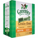 GREENIES Grain Free Treat-Pak - PETITE 45 Treats (27 oz)