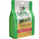 GREENIES Grain Free Treat-Pak - REGULAR 12 Treats (12 oz)