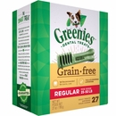 GREENIES Grain Free Treat-Pak - REGULAR (27 oz)
