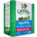 GREENIES Hip & Joint Care Canine Dental Chews - REGULAR (27 oz)