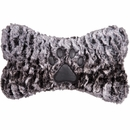 Grriggles Luxe Faux Fur Bone Brown - Large