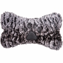 Grriggles Luxe Faux Fur Bone Brown - Small