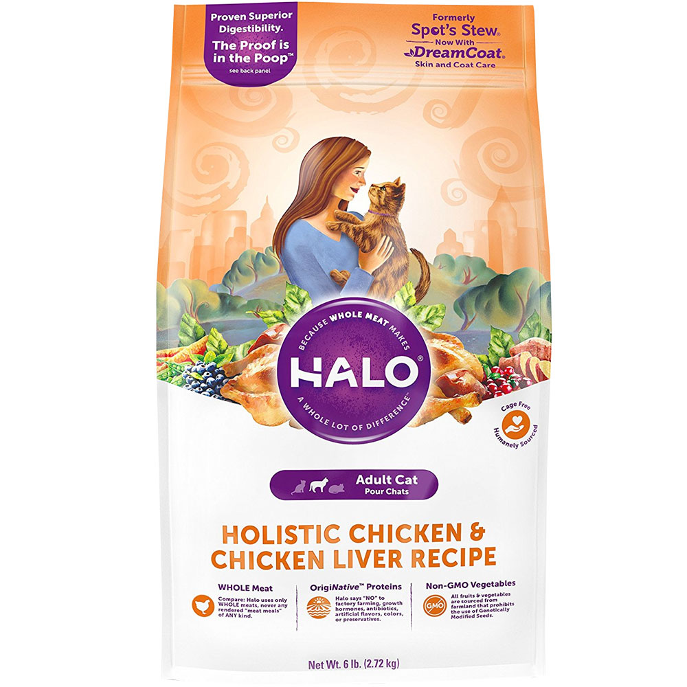 Halo Cat Food Discontinued