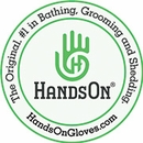 HandsOn� - Dog Bathing Gloves