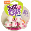 Hartz Just for Cats Mini Mice