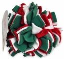 Holiday Fleecy Clean Ball - Small