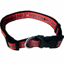 Houston Astros Collar - Ribbon (Medium)