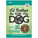 I'd Rather Be With My Dog Paleo - Beef, Bacon, & Egg Trainers (5 oz)