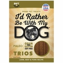 I'd Rather Be With My Dog Paleo - Lamb, Beef, & Pork Trios (5 oz)