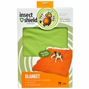 "Insect Shield® Blanket 56""x48"" - Green"