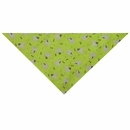Insect Shield Dogs & Bones Bandana - Green