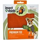 Insect Shield Premium Tee Small - Orange