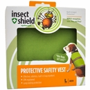 Insect Shield Protective Safety Vest Large - Green