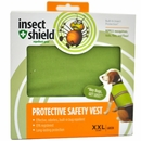 Insect Shield Protective Safety Vest XXLarge - Green