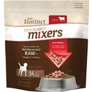 Instinct Raw Boost Frozen Mixers - Beef (8 oz)