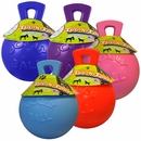 Jolly Pets Tug-n-Toss Jolly Ball (6 in.) - Assorted
