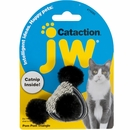 JW Pet Cataction Pom Pom Triangle
