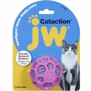 JW Pet Cataction Rattle Ball