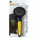 JW Pet GripSoft Slicker Dog Brush - Soft Pin (Small)