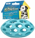 "JW Pet Sphericon Rubber Dog Toy 6"" (Medium)"