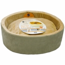 """K&H Thermo-Kitty Bed Sage 16"""""""