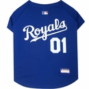 Kansas City Royals Dog Jerseys