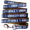 Kansas City Royals Dog Leash - Ribbon