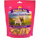 Kingdom Pets Chicken & Sweet Potato Jerky Twists (48 oz)