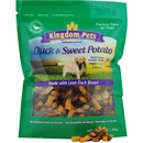 Kingdom Pets Duck & Sweet Potato Jerky Twists (48 oz)