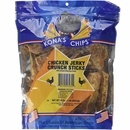 Kona's Chips Chicken Jerky Crunch Sticks for Dogs (16 oz)