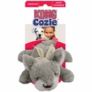 KONG Cozie Buster Dog Toy - Medium