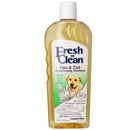 Lambert Kay Fresh 'N Clean Flea & Tick Conditioning Shampoo for Dogs & Cats - Scented (18 oz)