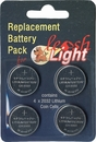Leash Light Replacement Battery Pack