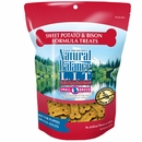 Natural Balance Limited Ingredient Treats - Sweet Potato & Bison (8 oz)