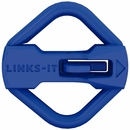 LINKS-IT Pet Tag Connector - Blue