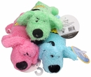 Loofa Dog - 6 Inches - Assorted Colors
