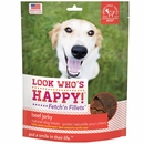 Look Who's Happy! - Fetch'n Fillets - Beef Jerky (4 oz)