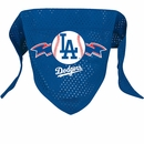 Los Angeles Dodgers Dog Bandanas