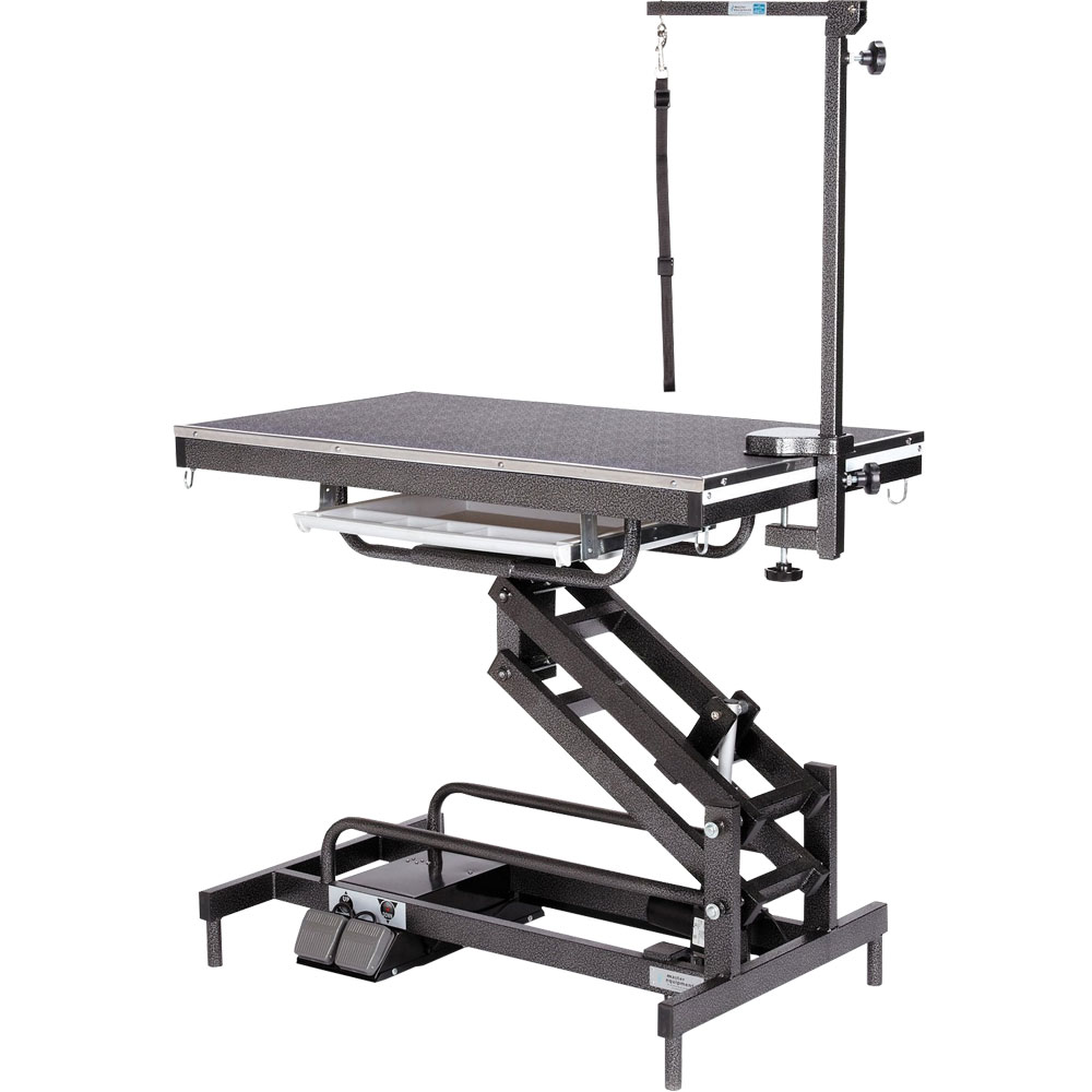 Master Equipment Origin Electric Table Black Healthypets