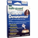 Merck Safeguard Canine Dewormer 3-pack (2 gm)