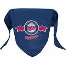 Minnesota Twins Dog Bandanas