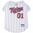 Minnesota Twins Dog Jersey - XSmall