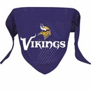 Minnesota Vikings Dog Bandanas