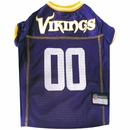 Minnesota Vikings Dog Jerseys