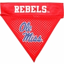 Mississippi Rebels Dog Bandanas